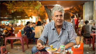 Anthony Bourdain Market